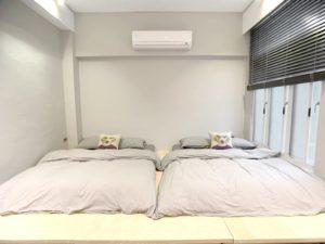 園景家庭房_室內空間_兩張雙人床