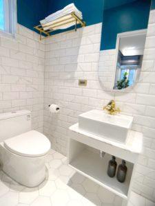園景家庭房_室內空間_廁所