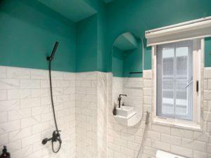 標準雙人房_室內空間_廁所格局