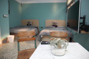 豪華四人房_室內空間_兩張雙人床